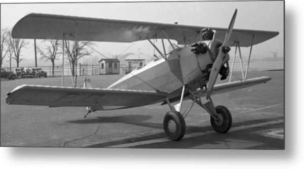 Consolidated Fleet  7 Ny Police Metal Print by Hank Clark