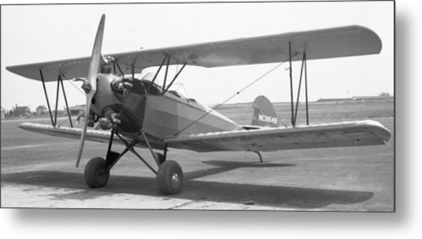 Consolidated Fleet   Metal Print by Hank Clark