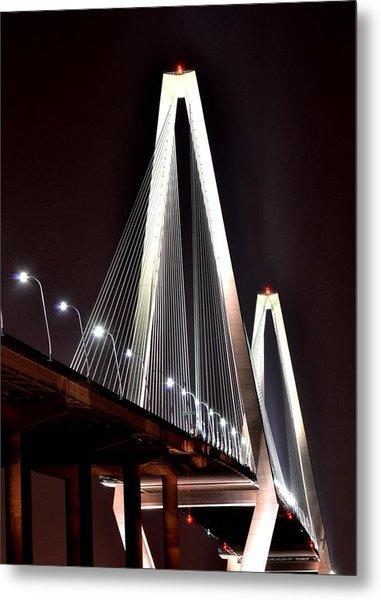 Cooper River Bridge  Metal Print