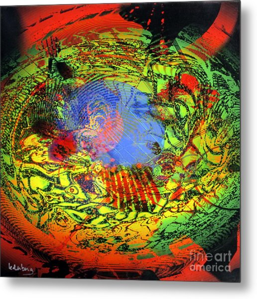 Cosmos #6 Metal Print