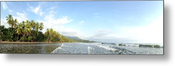 Costa Rica Magic Metal Print by Tropigallery -