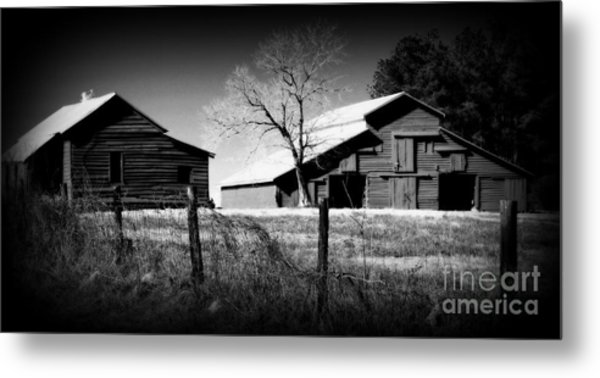 Country Life Metal Print