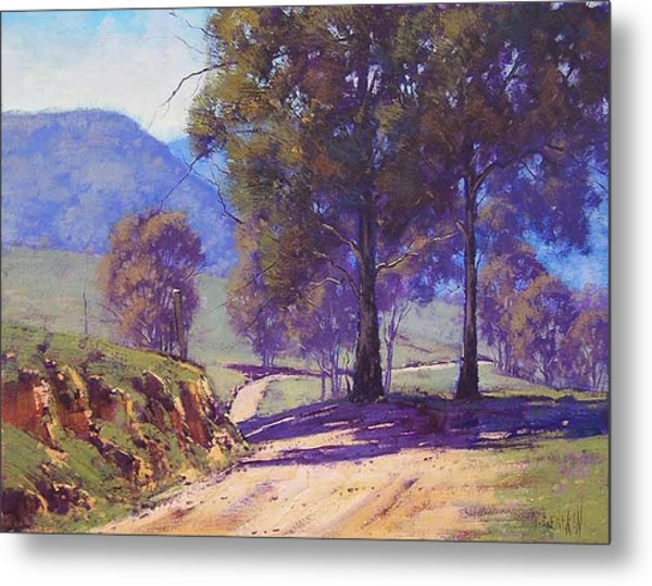 Country Road Oberon Metal Print
