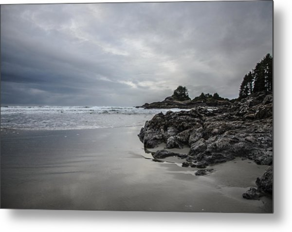 Cox Bay Afternoon  Metal Print