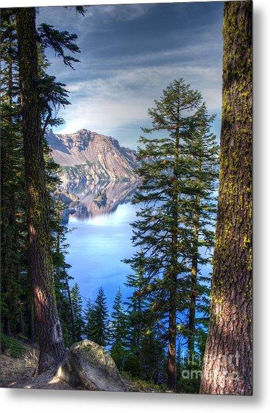 Crater Lake 1 Metal Print
