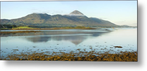 Croagh Patrick Ireland's Holy Mountain Metal Print