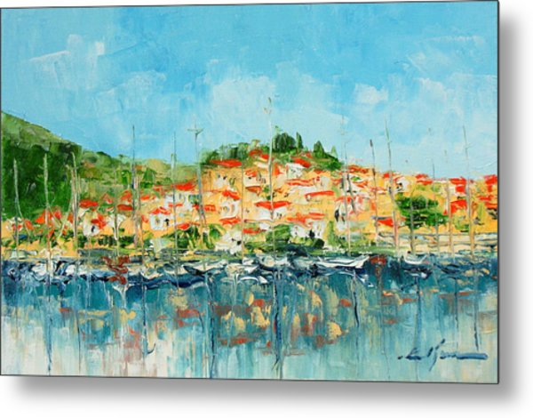 Croatia - Split Metal Print