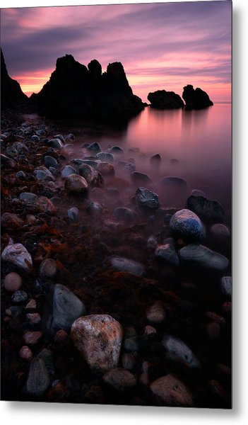 Cromarty Sunrise Metal Print