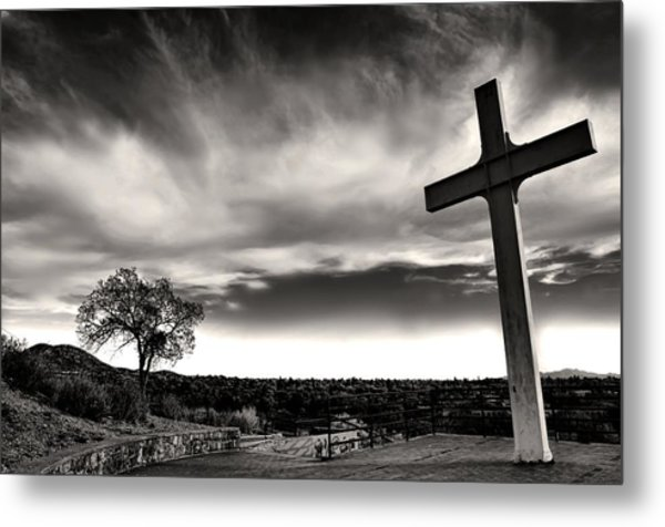 Cross Of The Martyrs Metal Print