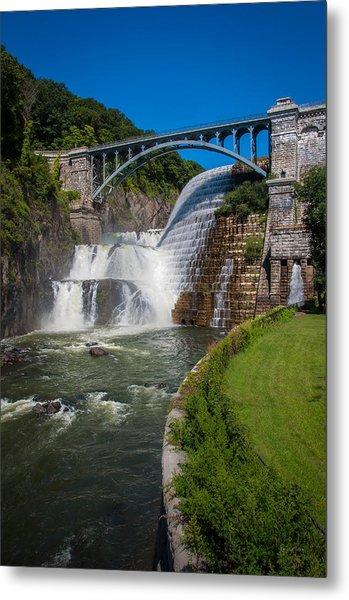 Croton Dam 1 Metal Print