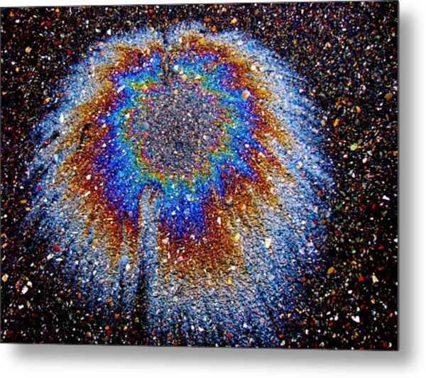 Crown Of Creation Metal Print