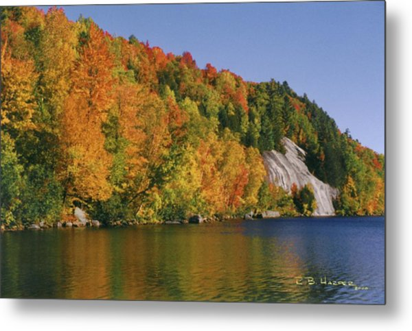 Crystal Lake Metal Print