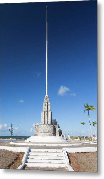Cuba, Matanzas Province, Cardenas Metal Print