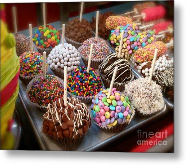 Cupcakes Galore Metal Print