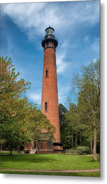 Currituck Beach Lighthouse Metal Print