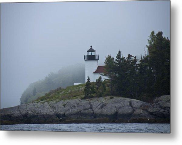 Curtis Island Lighthouse Metal Print