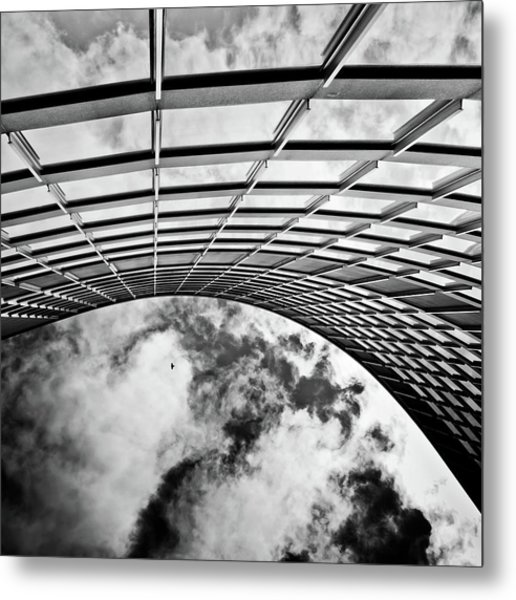 Metal Print featuring the photograph Curve by Brian Carson