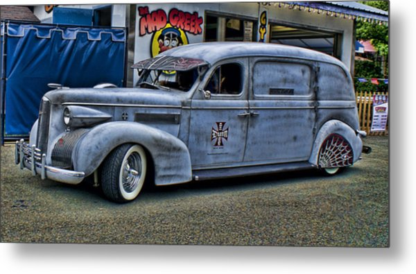 Custom Hurst Metal Print