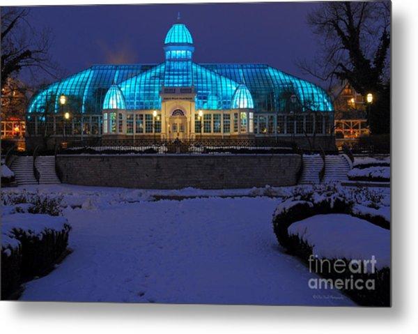 D5l-291 Franklin Park Conservatory Photo Metal Print