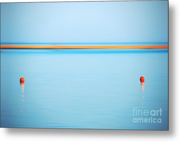 Dahab - Red Sea Metal Print