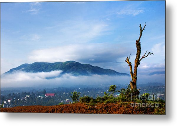Dai Binh Mountain Metal Print