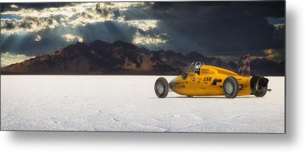 Dakota 158 Metal Print