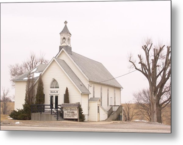 Dale Church Metal Print