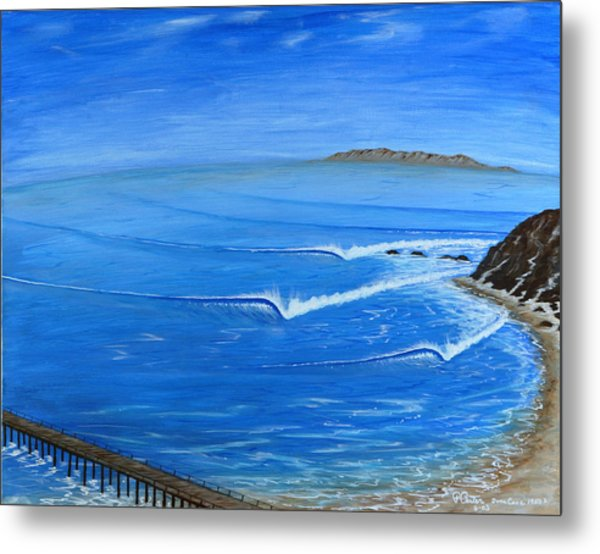 Dana Point-killer Dana Metal Print