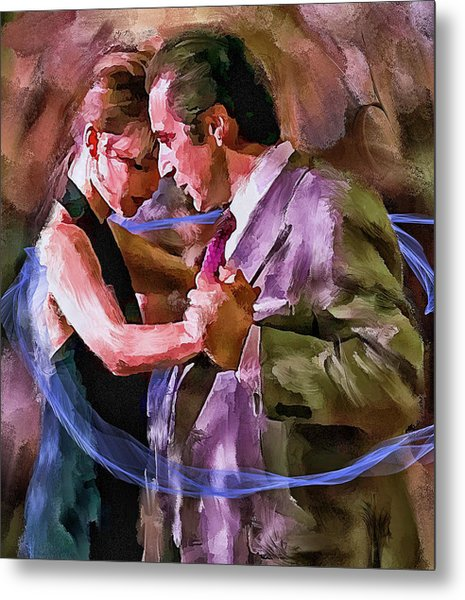 Dance Me To The End Of Love 1 Metal Print