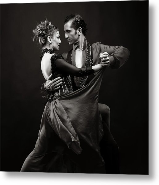 Dance Of Love Metal Print