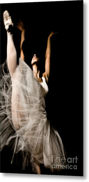 Dancer Metal Print by Marco Affini