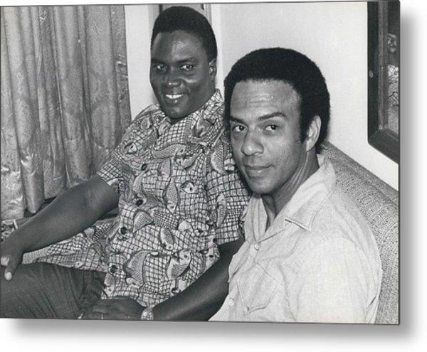 Daressalaam. Tanzania Metal Print by Retro Images Archive