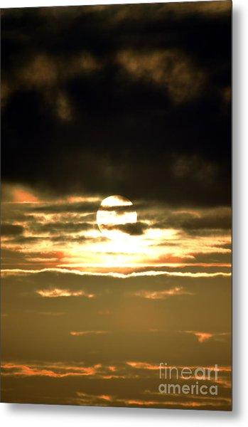 Dark Skys Metal Print by Sheldon Blackwell