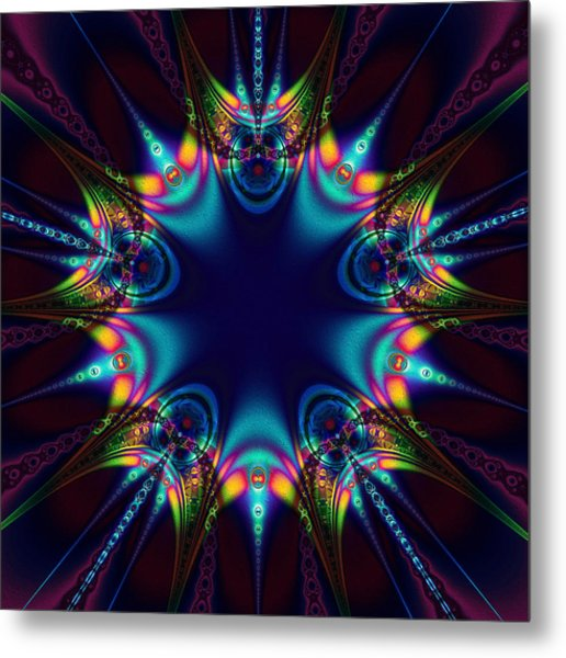 Dark Star Metal Print