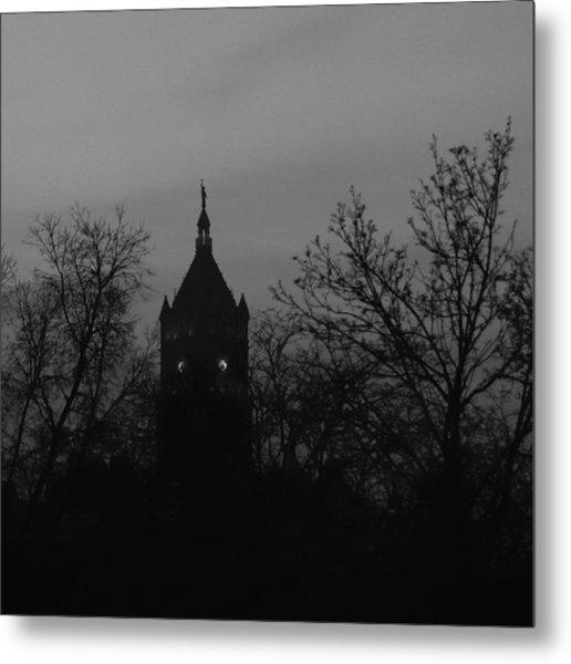 Dark Time Metal Print