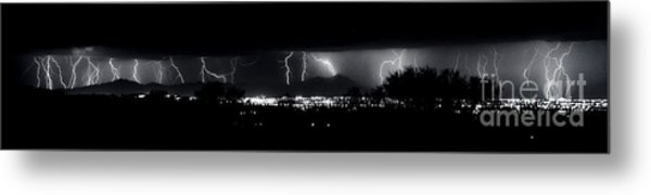 Darkness Symphony-15x72-signed Metal Print