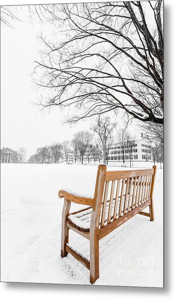 Dartmouth Winter Wonderland Metal Print