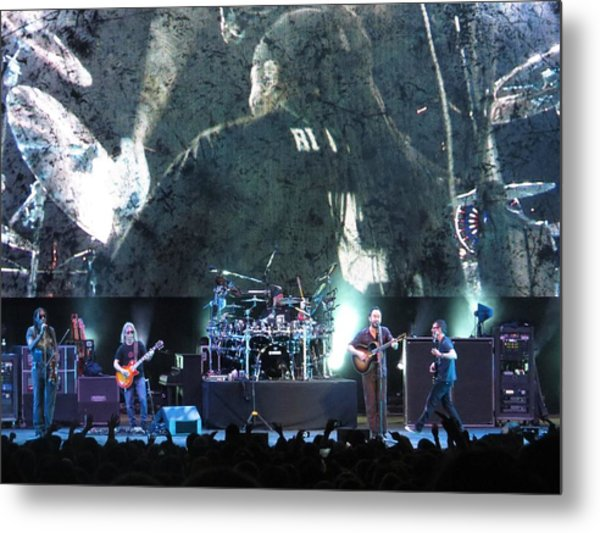Dave Matthews Band Rocks Final Four Weekend Metal Print