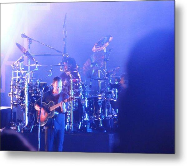 Dave Matthews Jamming In Tampa Flordia  Metal Print