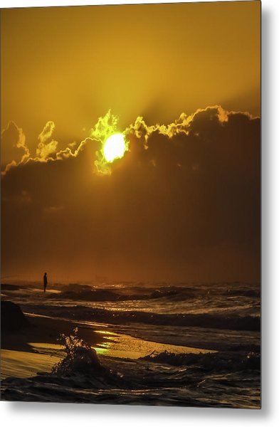 Daybreak Metal Print by CarolLMiller Photography