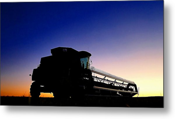 Day's End Metal Print