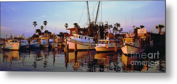 Daytona Sonny Boy And Miss Hazel Metal Print
