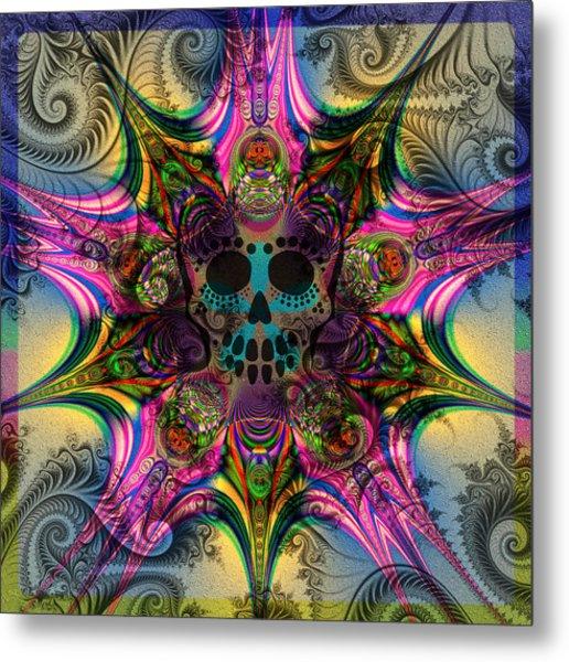 Dead Star Metal Print
