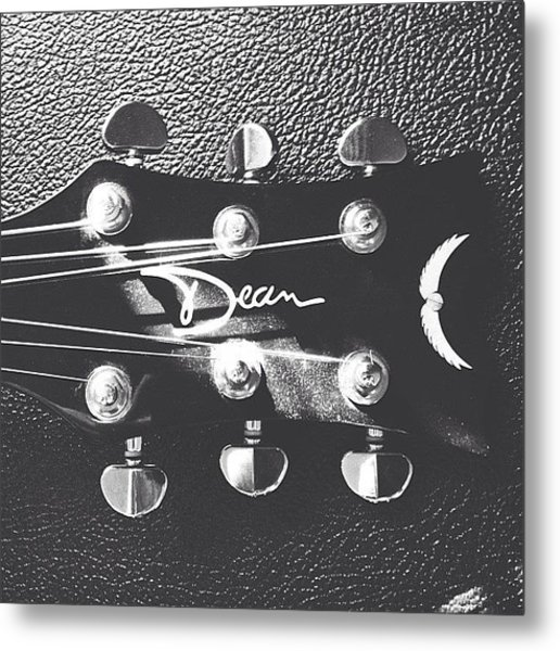 Dean Acoustic Metal Print