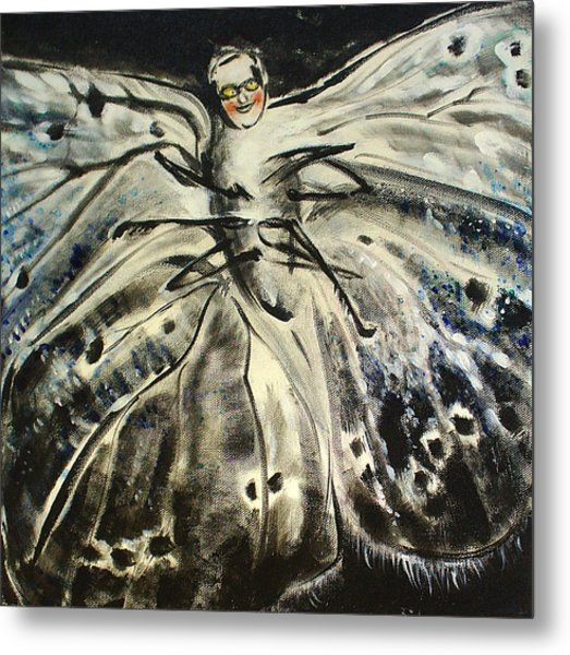 Dear Metal Print by Tanya Byrd
