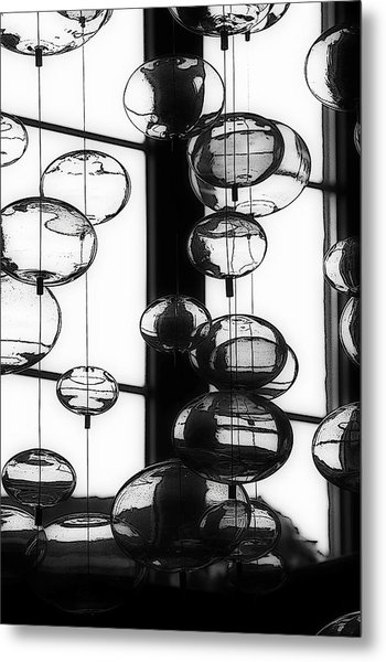 Decorative Balls Metal Print