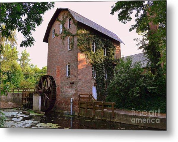 Deep River Mill Metal Print