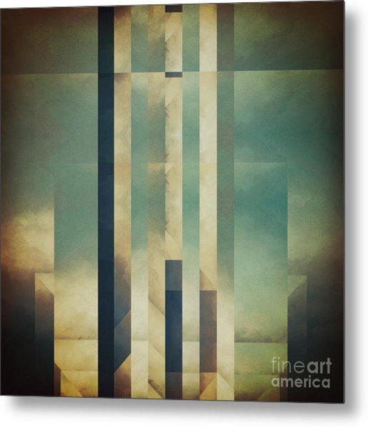 Demagogic Sky Metal Print