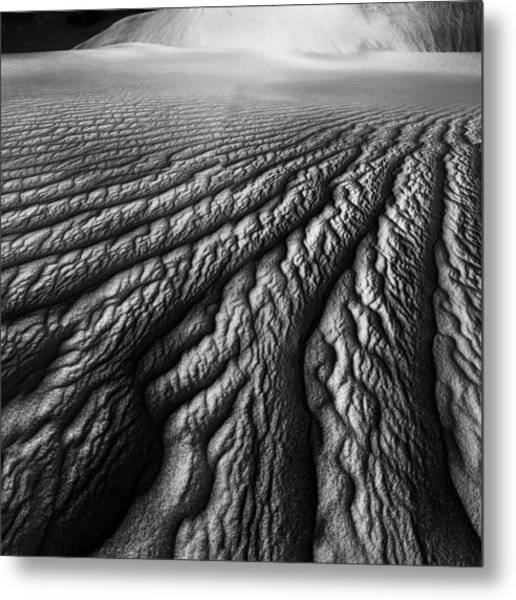 Desert Dreaming 1 Of 3 Metal Print