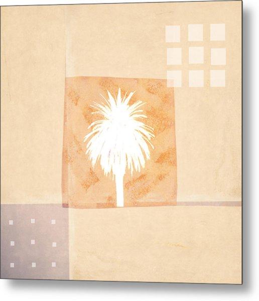 Desert Windows Metal Print